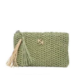 NEW GREEN ME POCHETTE