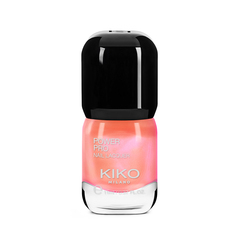 <p>Esmalte de u&ntilde;as top coat, efecto purpurina</p> - GLITTER EFFECT NAIL TOP COAT - KIKO MILANO
