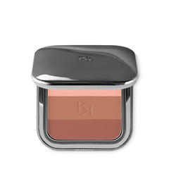 Cipria cotta minerale dal finish luminoso - Radiant Fusion Baked Powder - KIKO MILANO