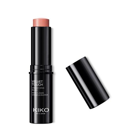 Rouge-Stick   Velvet Touch Creamy Stick Blush   Kiko Milano