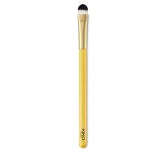 Eye contour brush with synthetic fibres for defined smoky blending - Smart Smoky Brush 200 - KIKO MILANO