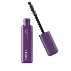 Water-resistant metallic effect coloured mascara for lashes and eyebrows - Jelly Jungle Waterproof Mascara - KIKO MILANO