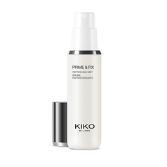 Iluminador em pó com nuances iridescentes - Gold Waves Highlighter - KIKO MILANO